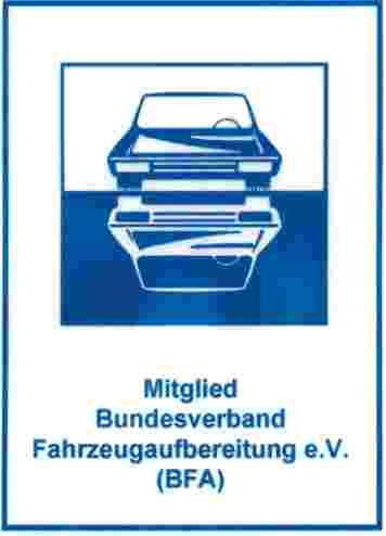 Mitglied im Bundesverband der Fahrzeugaufbereiter