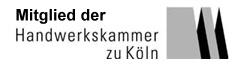 Mitglied Handwerkskammer zu Köln